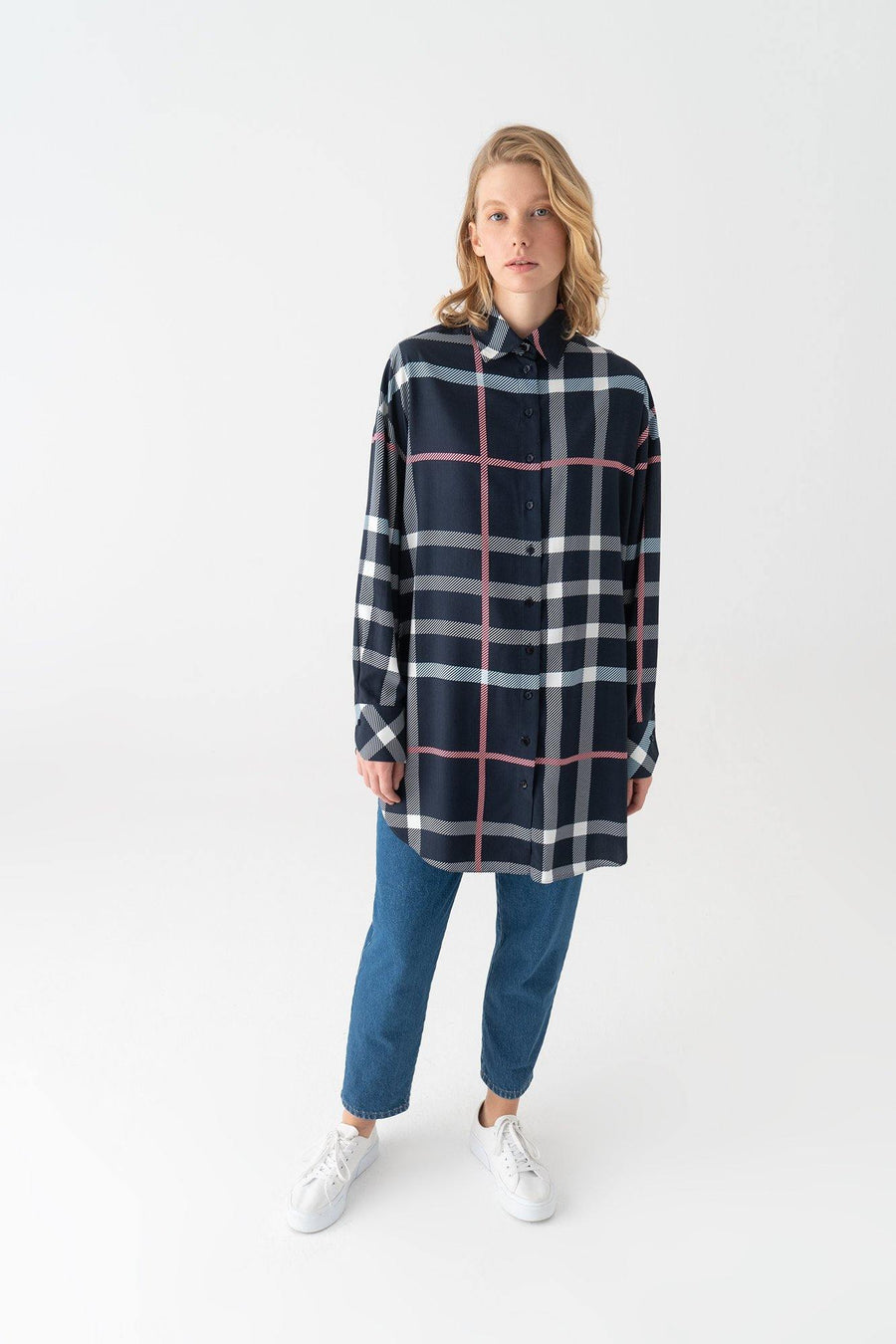 Plaid Viscon Shirt
