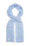 Square Pattern Cotton Scarves