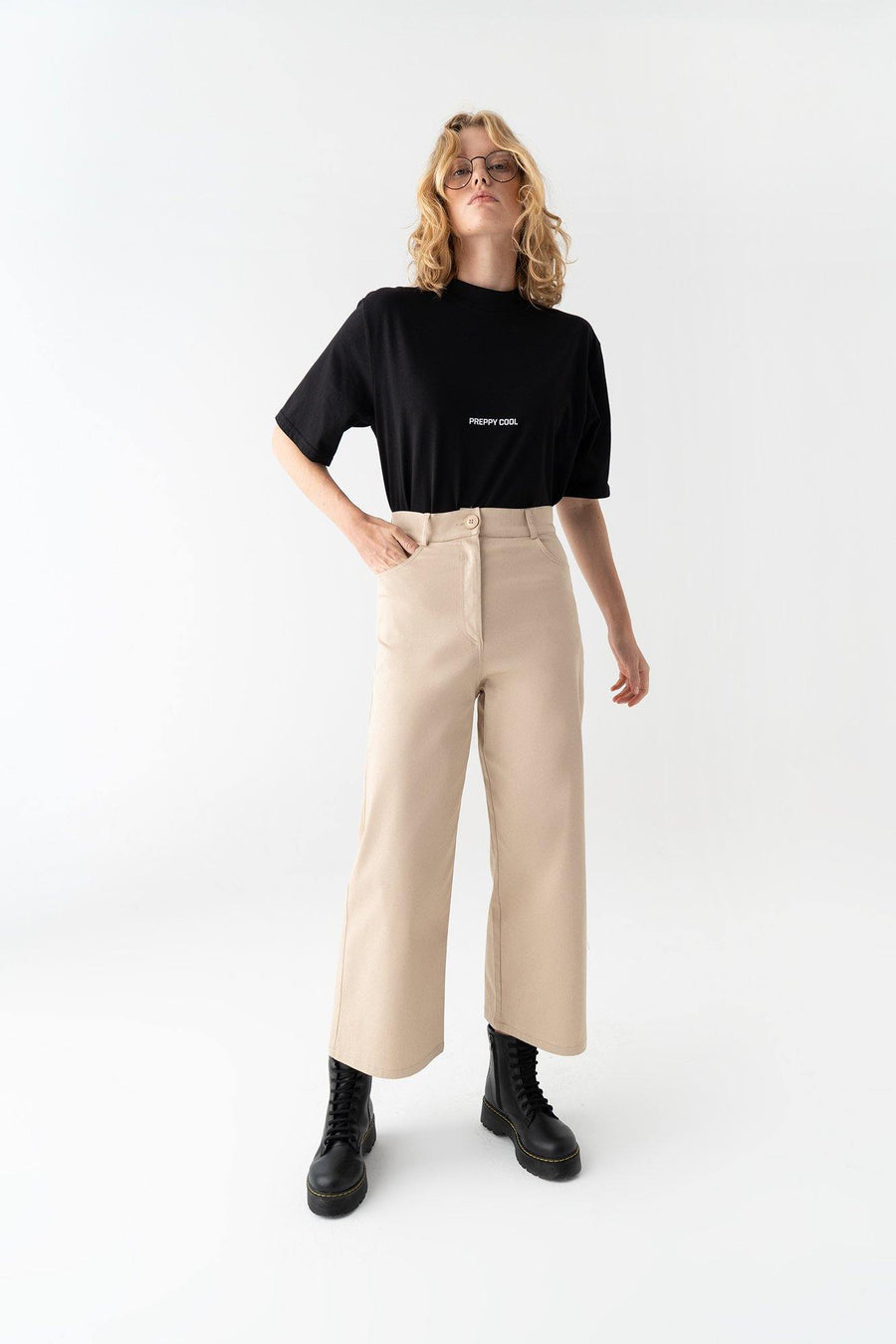 Preppy Cool Trousers