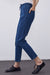 Elasticated Denim Trousers