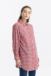 Gingham Boyfriend Shirt