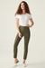 Pleat Stitch Basic Trousers