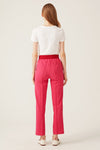 Pleat Stitch Trousers
