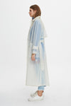 Transparent Maxi Raincoat