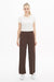 Jersey Trousers with Elasticated Waist