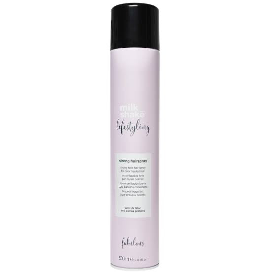 Lifestyling Strong Hold Hairspray 500ml