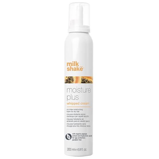 Moisture Plus Whipped Cream 200ml