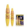 Image of 1Set=2pc High Quality Professional Make up Eye liner Set Leopard Colossal Black Mascara + Liquid Entice Cheetah Eyeliner