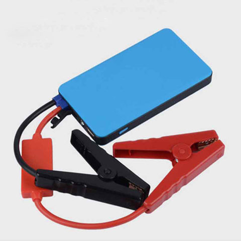 12V 8000mAh Multi-Function High capacity Mini Portable Car Emergency Power Supp for Car Jump Starter Power Bank Starting Laptop