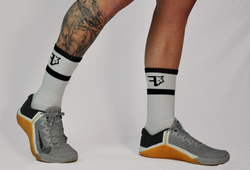 TRAINING SOCKS - 2 PACK