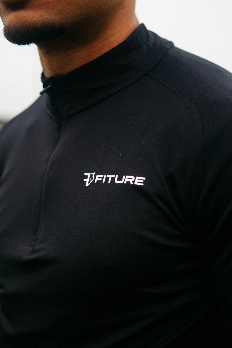 FITURE Zip Training Top