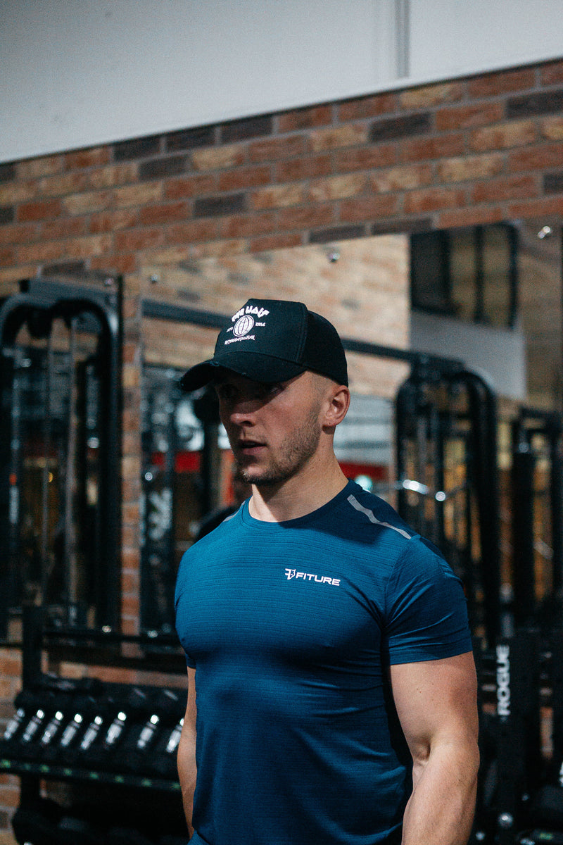 FITURE Training T - BLUE