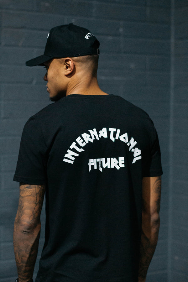 'FITURE INTERNATIONAL' T SHIRT