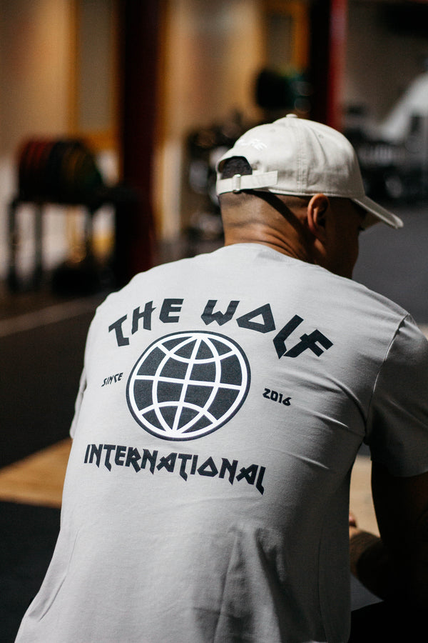 'THE WOLF INTERNATIONAL' T SHIRT