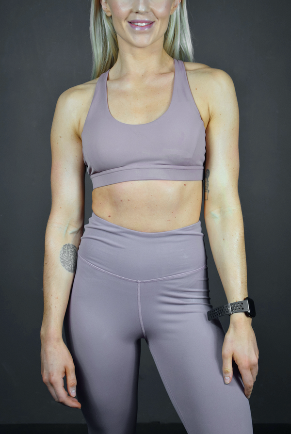NEXT GEN SPORTS BRA - CANDY PINK