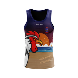 BEACH RUGBY VESTS