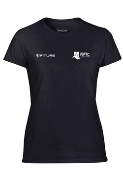 WOMENS TRAINING T SHIRT - NPTC