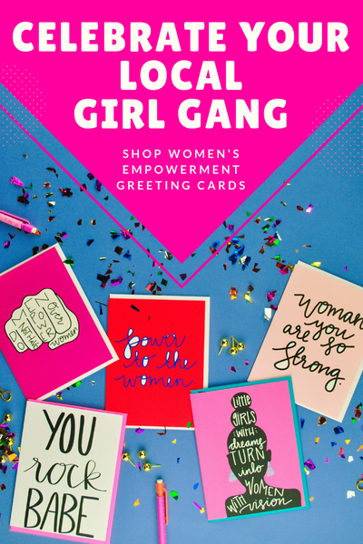 Celebrate Your Local Girl Gang
