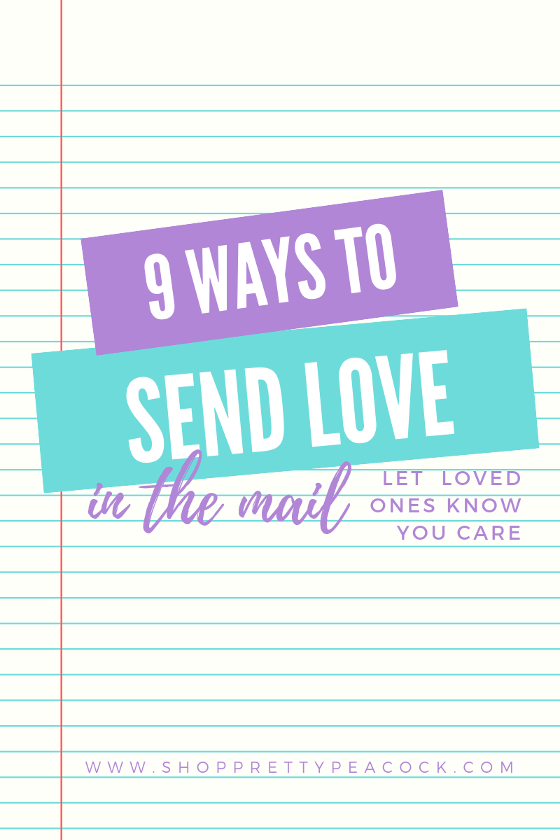 9 Ways to Send Love in the Mail