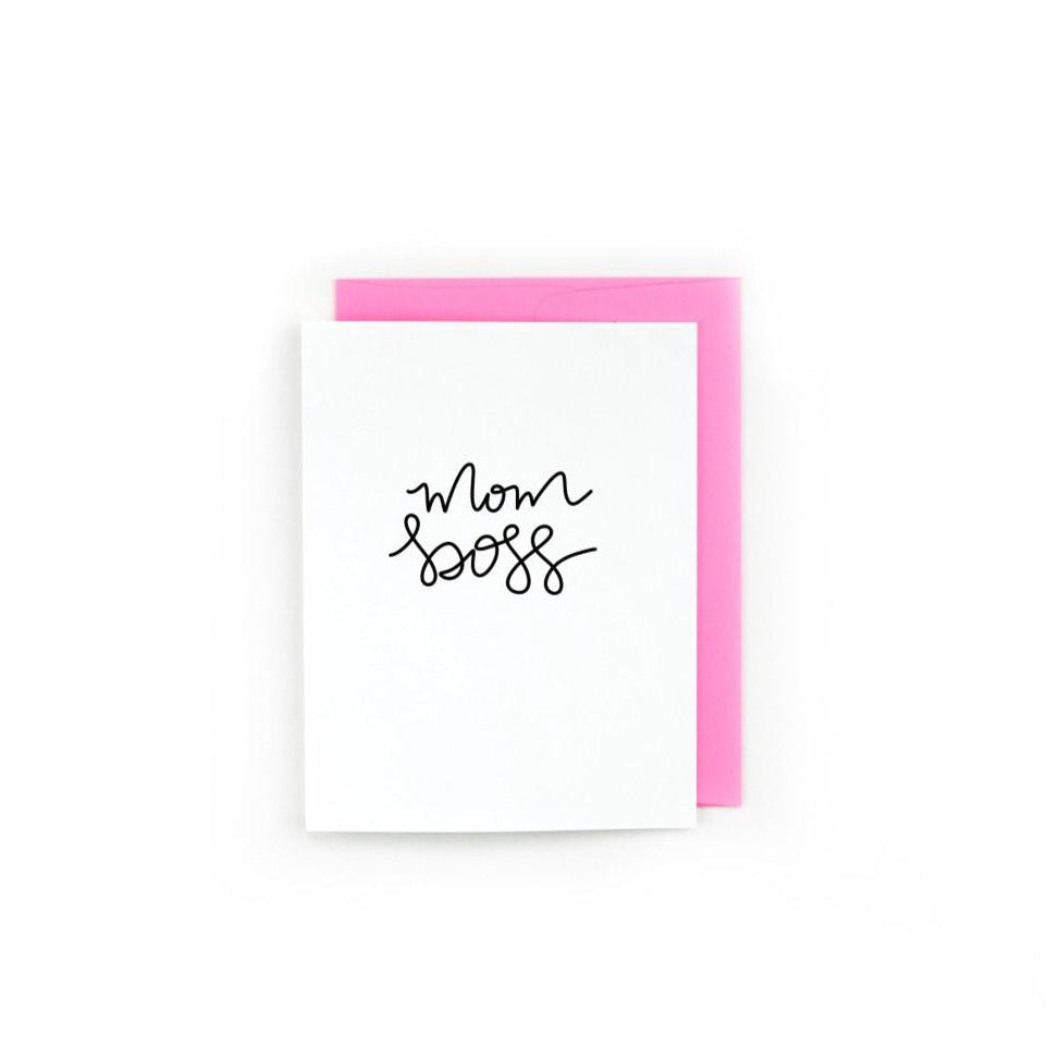Being boss greeting cards tagged boss greeting card mom boss greeting card m4hsunfo