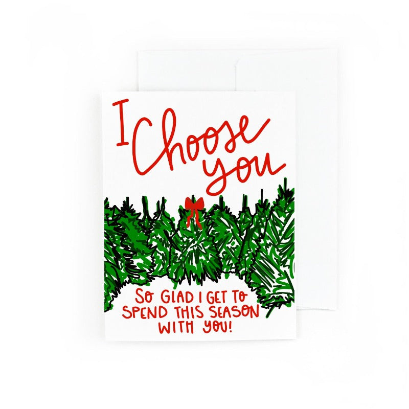I Choose You - Christmas Tree