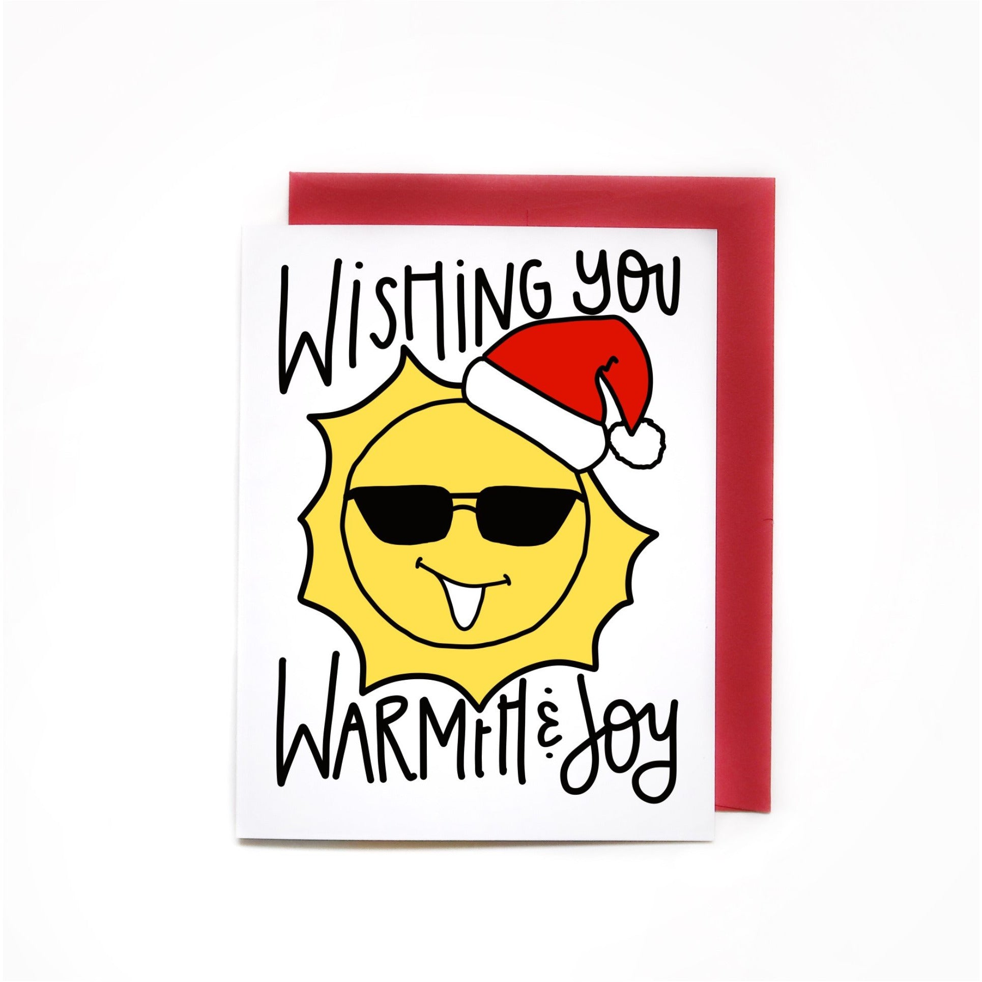 Wishing You Warmth and Joy