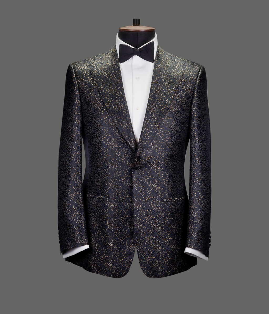 LUT112<br>Green Dinner Jacket<br>0472/1
