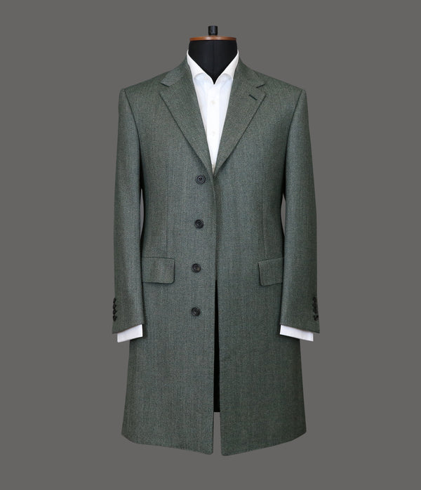 LUT121<br>Green Topcoat<br>0483