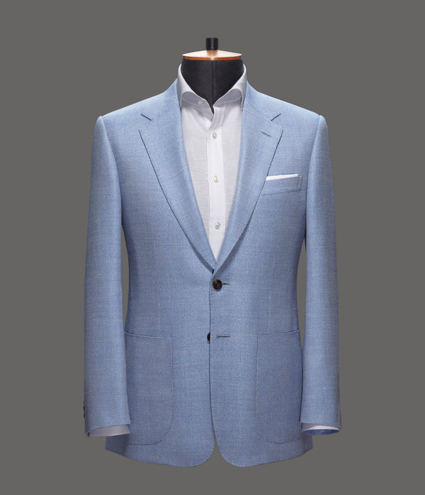 LUT003<br>Blue Check Suit<br>10102
