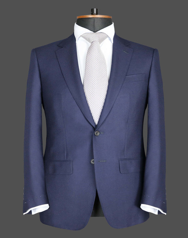 TLA058 - Plain Navy Suit