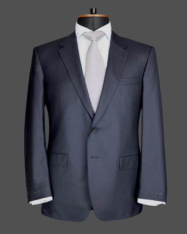 TLA009 - Plain Navy Suit