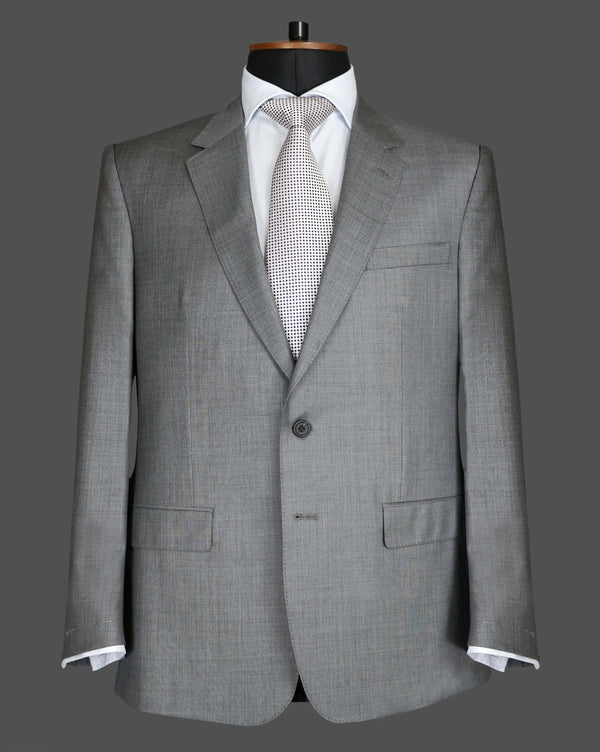 TLA011 - Plain Grey Suit