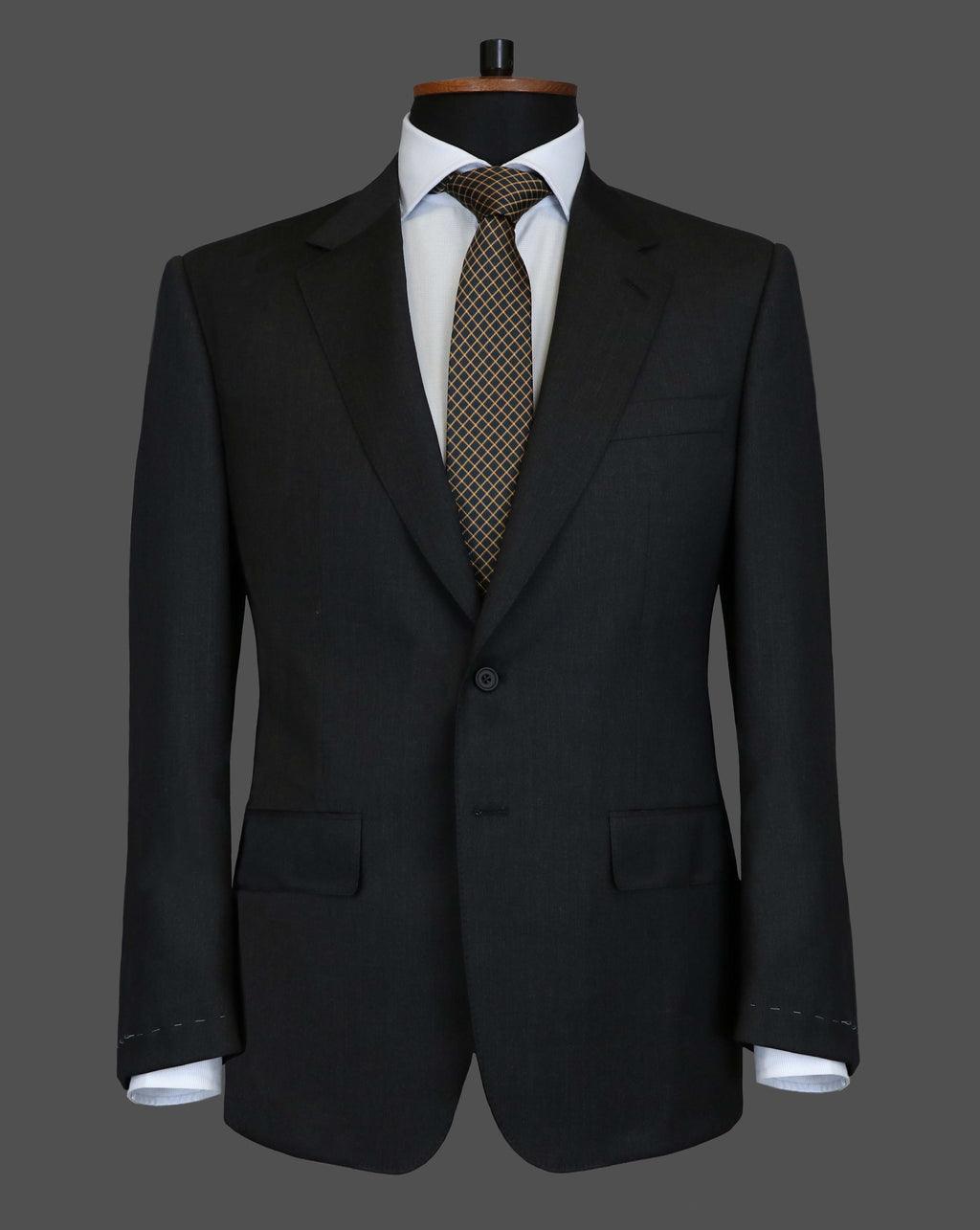 TLA021 - Plain Grey Suit