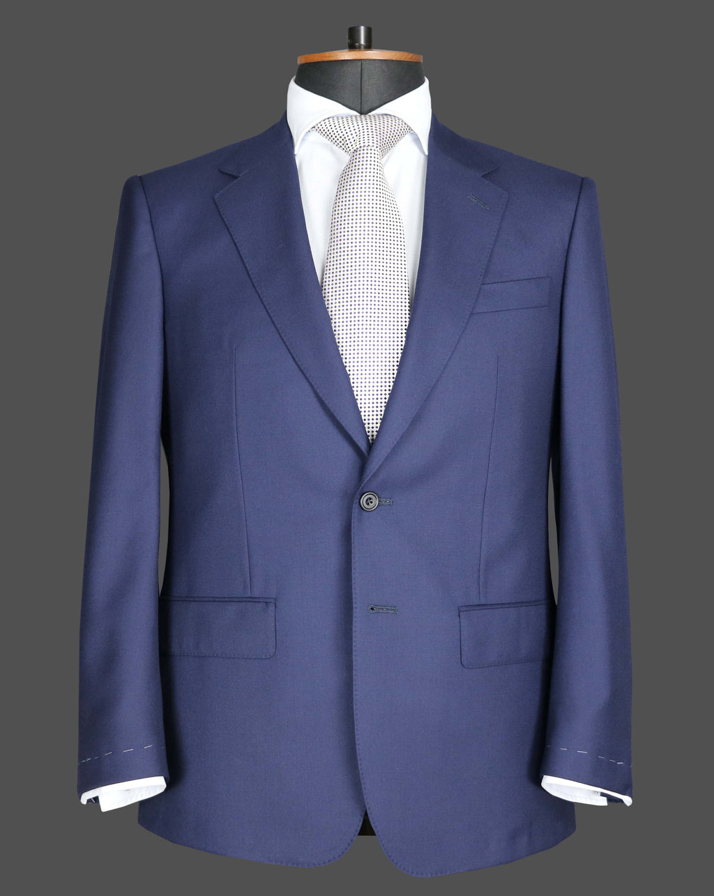 TLA065 - Plain Navy Suit