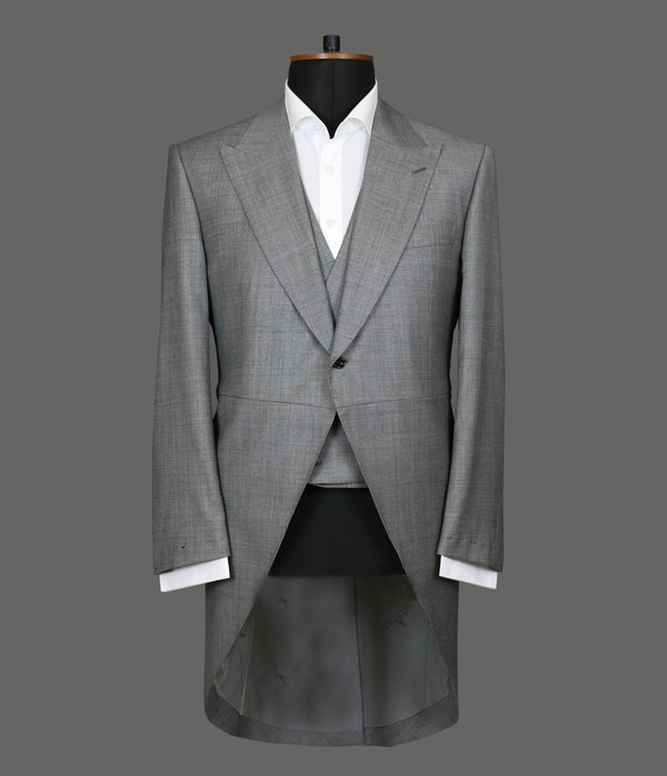 LUT101<br>3 Piece Grey Morning Suit<br>4041