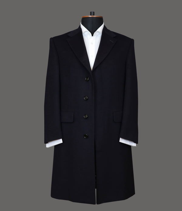 LUT118<br>Black Topcoat<br>2986