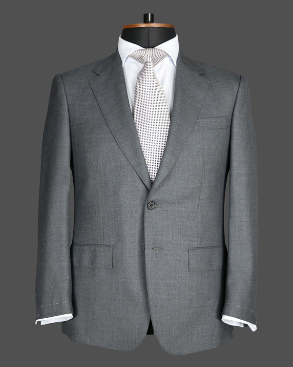 TLA008 - Plain Grey Suit