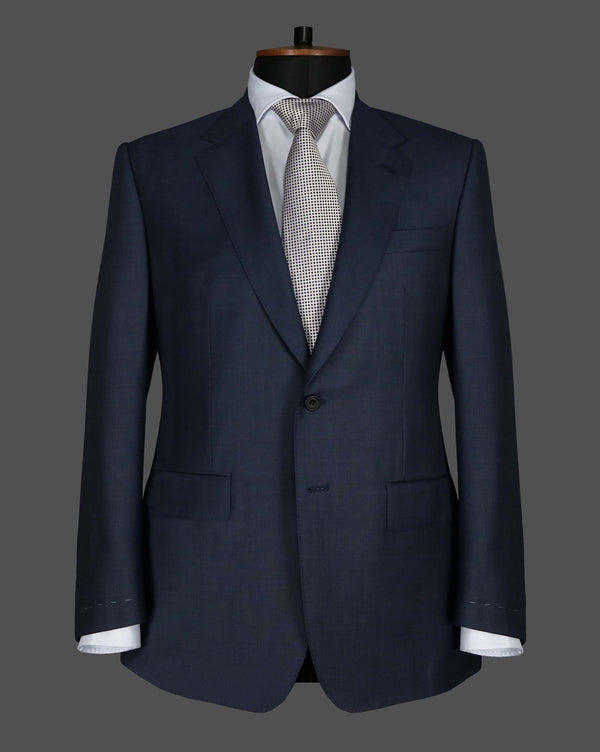 TLA015 - Plain Blue Suit