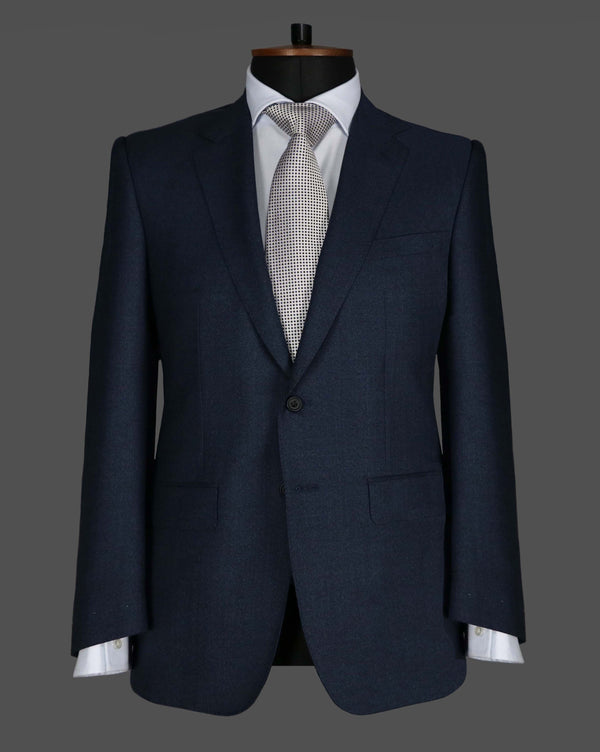 TLA025 - Navy Pick and Pick Suit