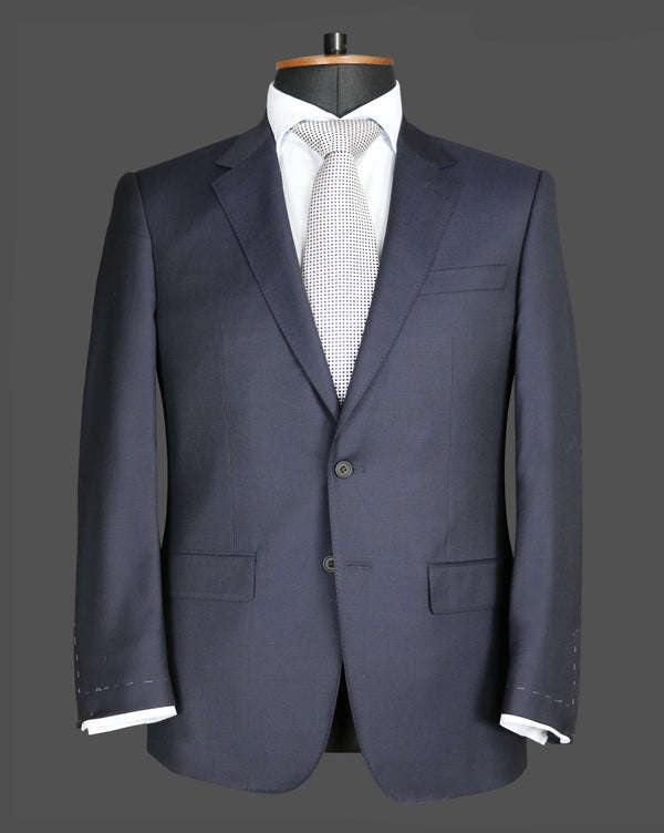 TLA035 - Plain Navy Suit
