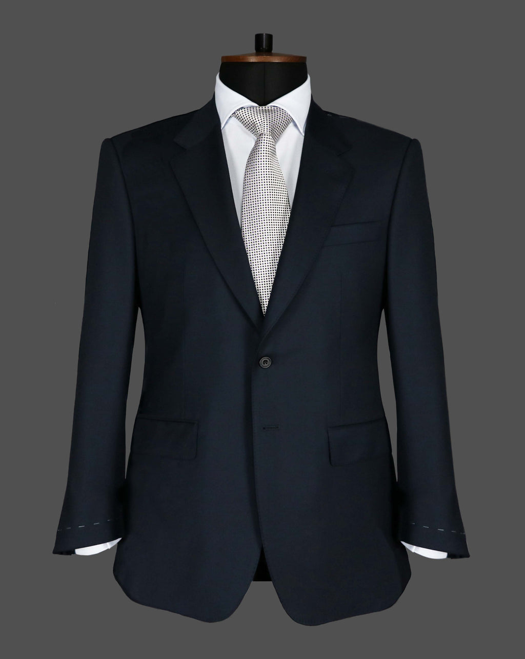 TLA042 - Plain Navy Suit