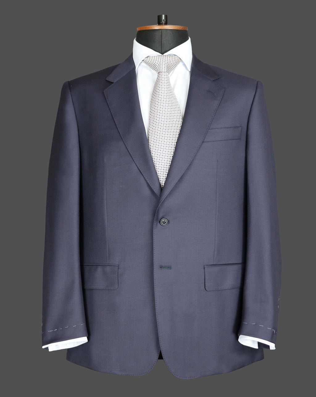 TLA066 - Plain Navy Suit