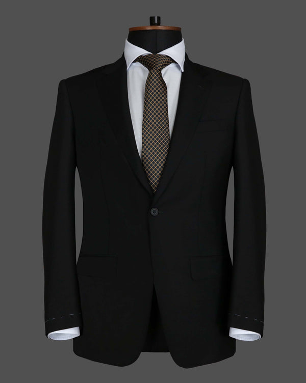 TLA059 - Plain Black Suit