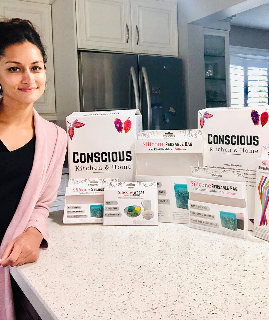 Sophia and the Conscious Kitchen & Home Collection