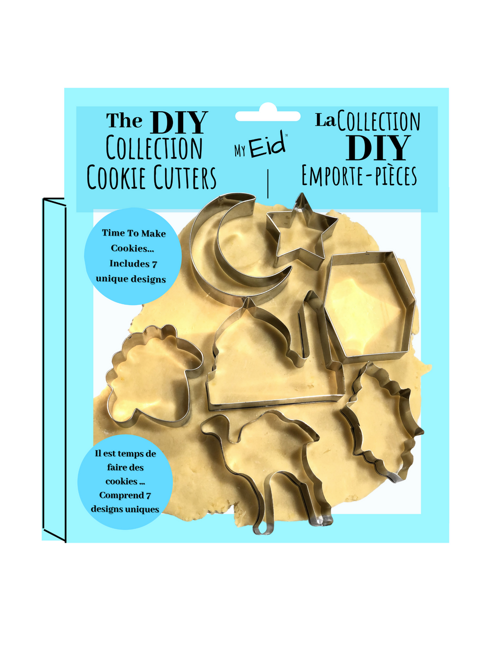 Eid and Ramadan DIY Cookie Cutters