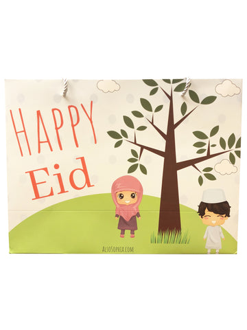 Happy Eid With Laila and Adam Gift Bag