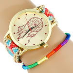 Colorful Dream Catcher Wirst Watch - Ahoo store
