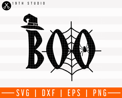 Boo 2 SVG | M28F2 Craft House SVG - SVG files for Cricut and Silhouette