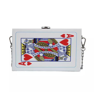 Hearts Card Purse