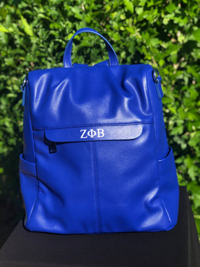 Zeta Backpack Purse